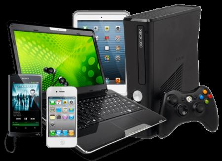 Gadgets-Transparent-PNG